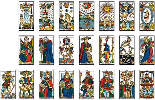 Tarot de Marseille: Cycle de Formation